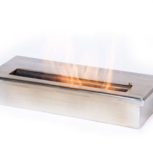 "16"" BURNER Modern Fireplace"