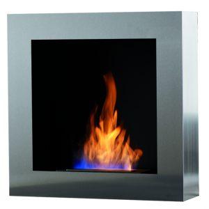 Cubico BL Safretti Fireplace