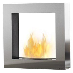 Cubico ST Safretti Fireplace