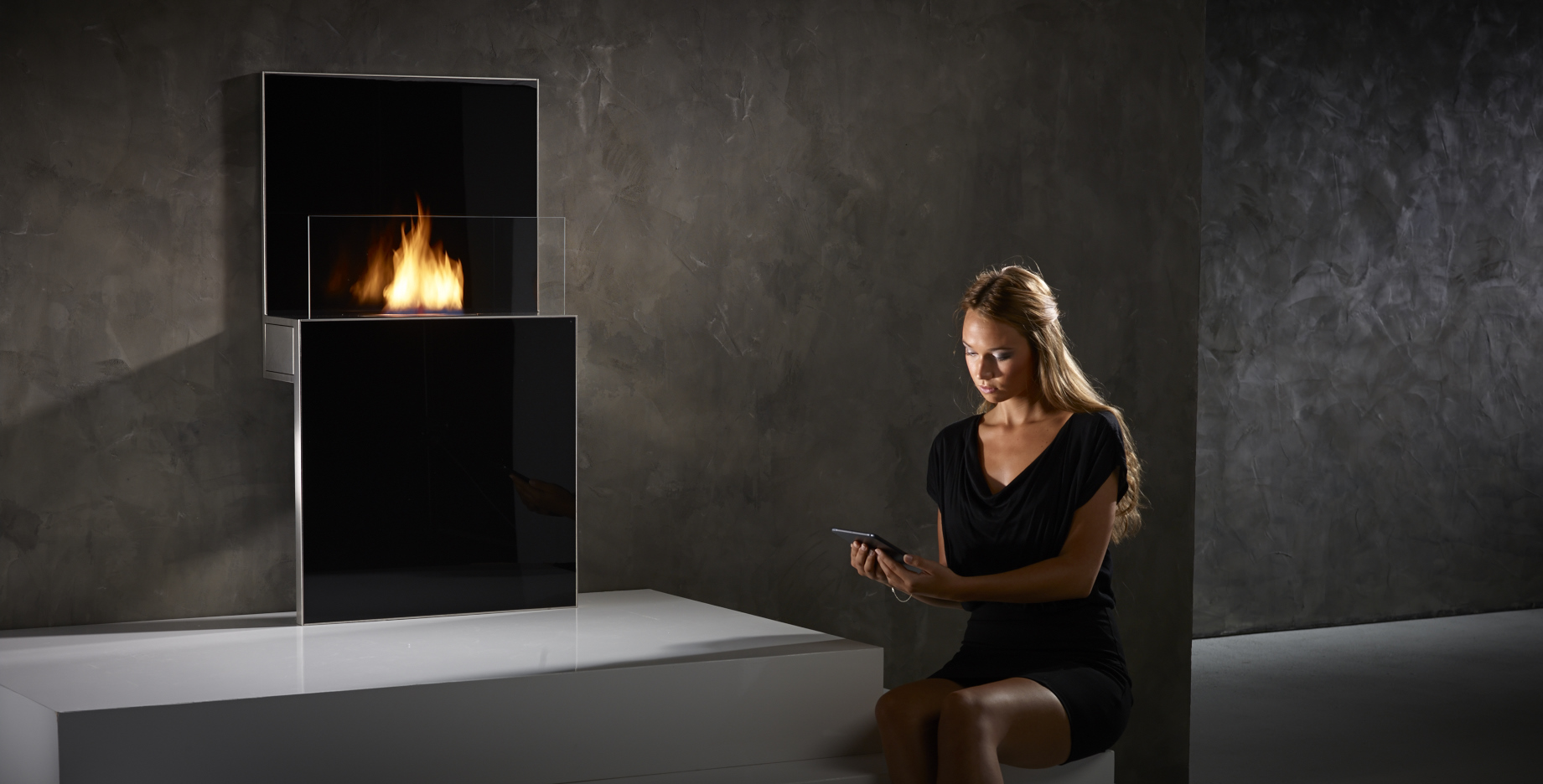 Vertigo Porsche Design Fireplace