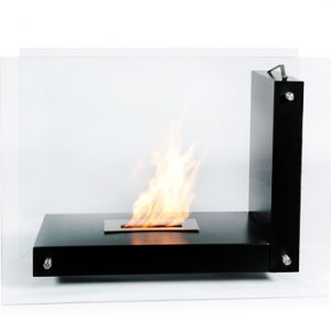 Allure Bio Ethanol Fireplace.
