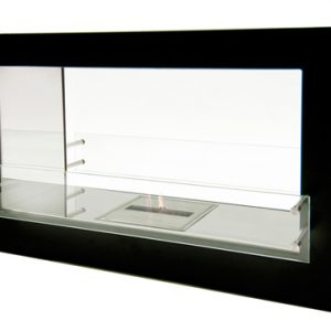 Argento Double Sided Bio Ethanol Fireplace