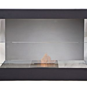 Argento Single Sided Bio Ethanol Fireplace
