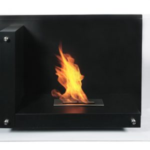 Static Bio Ethanol Fireplace.
