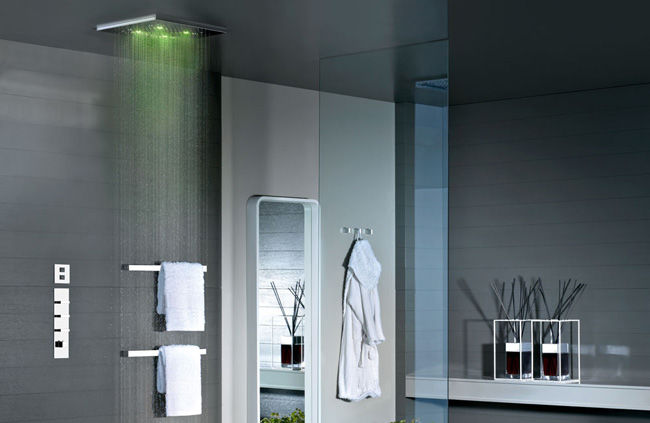 Gessi Spa Shower Series