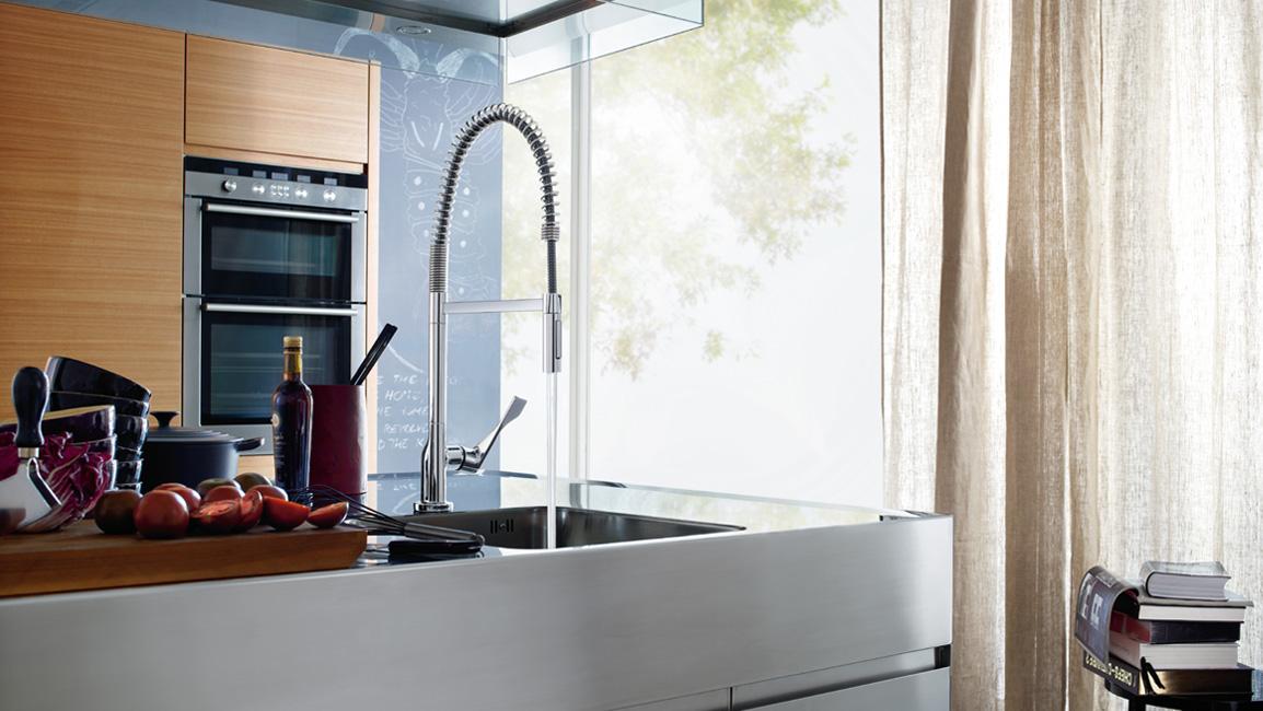 Axor-Kitchen-faucet