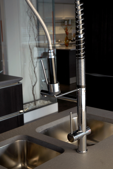 gessi kitchen faucet the panday group kitchen faucets quadro hi tech kitchen faucet from gessi contemporary