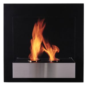 pure bio flame fireplace