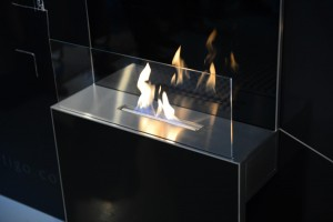 Safretti Vertigo Luxury Fireplace