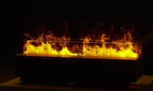 Magic Fireplace by Safretti