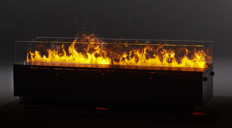 Magic Fireplace by Safretti | The Panday Group Fireplace