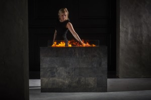 Magic Fireplace by Safretti