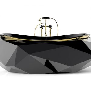 Maison Valentina Diamond Bathtub