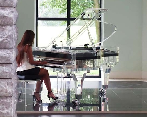 Luxury Crystal Piano The Panday Group Blog